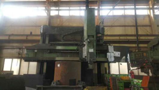 CNC TURNING Φ800Φ2300*H1400