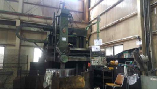 CNC TURNING Φ800Φ1800*H1000