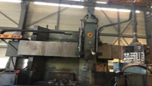 CNC TURNING Φ200Φ2000*H1000