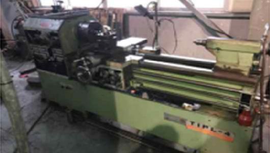 CNC MILLING Φ430L*1500